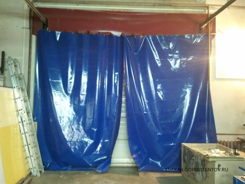 Как сделать штору для гаража 102